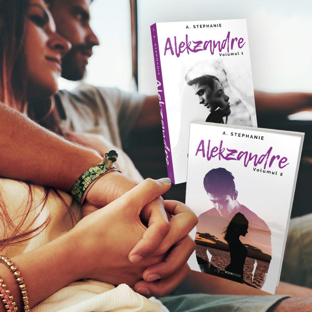 Alekzandre A Stephanie Bookzone