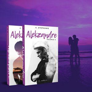 Alekzandre A Stephanie editura Bookzone