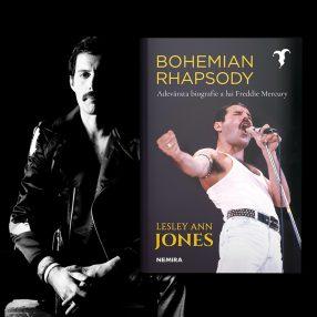 Bohemian Rhapsody adevarata biografie a lui Freddie Mercury Lesley Ann Jones