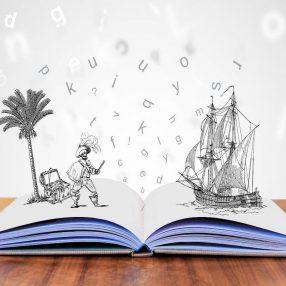 Cărțile de aventură. De ce sunt iubite de atât de mulți cititori