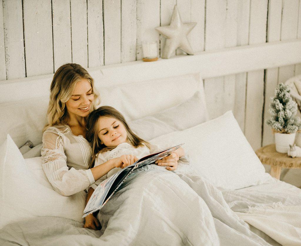 Cititor în familie