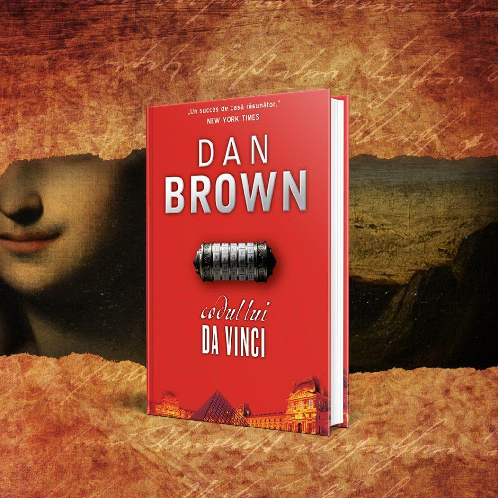 Codul lui Da Vinci Dan Brown Bookzone