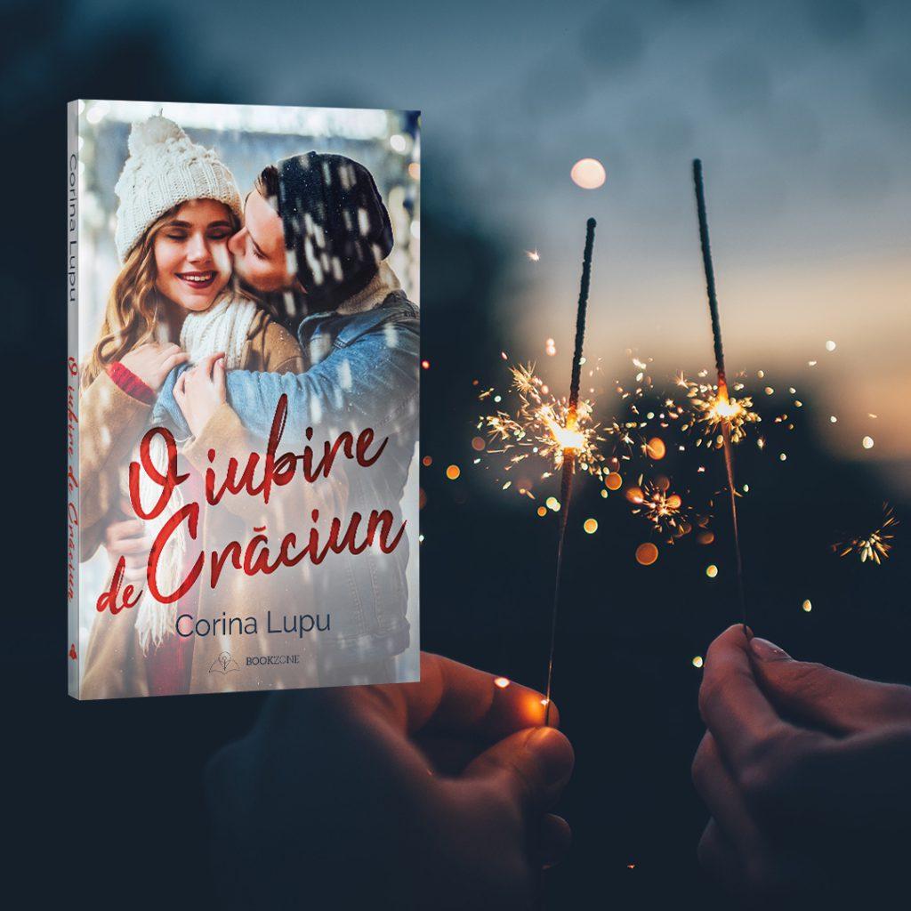 Corina Lupu O Iubire De Craciun Editura Bookzone