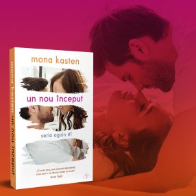 Lansare Mona Kasten Un nou inceput editura Bookzone