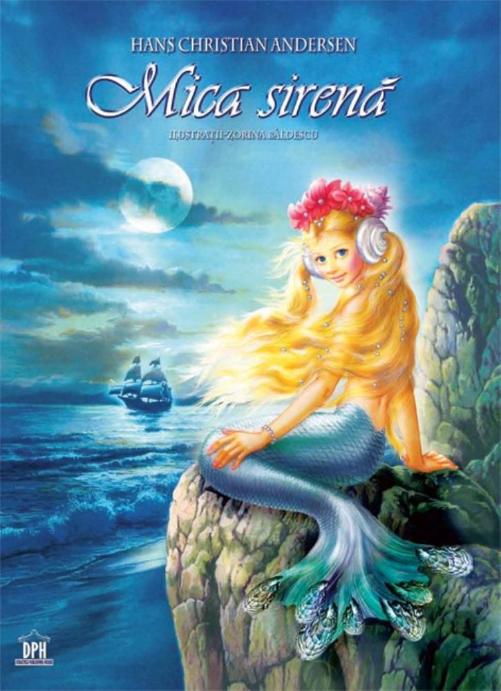 Mica Sirena Hans Christian Andersen Bookzone