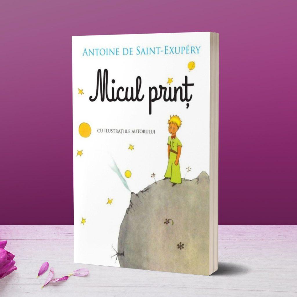 Micul print Antoine de Saint Exupery Bookzone