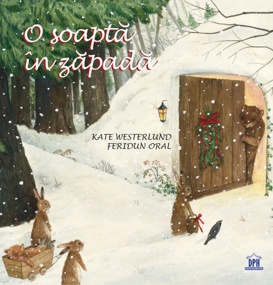 O Soapta In Zapada Kate Westerlund Feridun Oral Bookzone