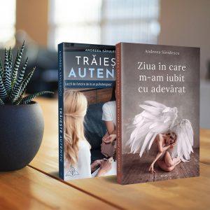 Pachet Andreea Săvulescu editura Bookzone