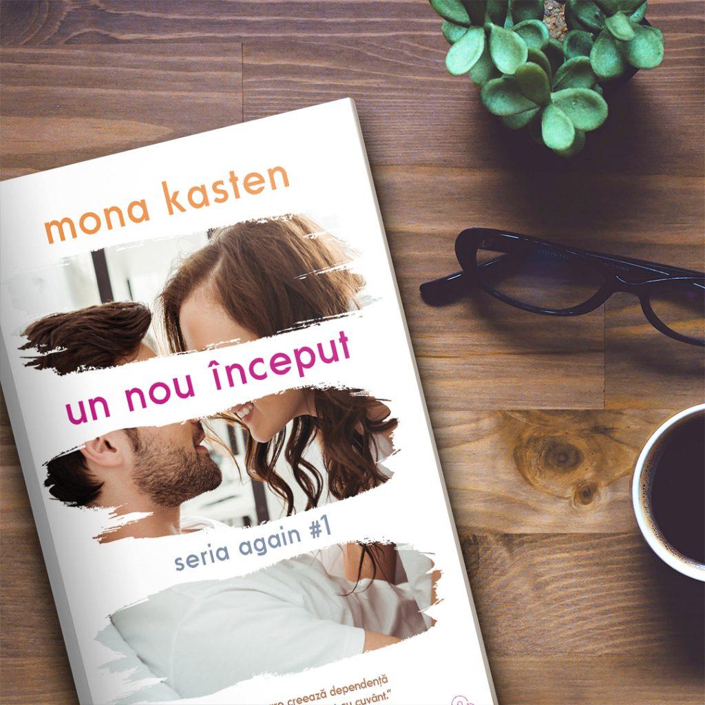 Un nou inceput Mona Kasten editura Bookzone