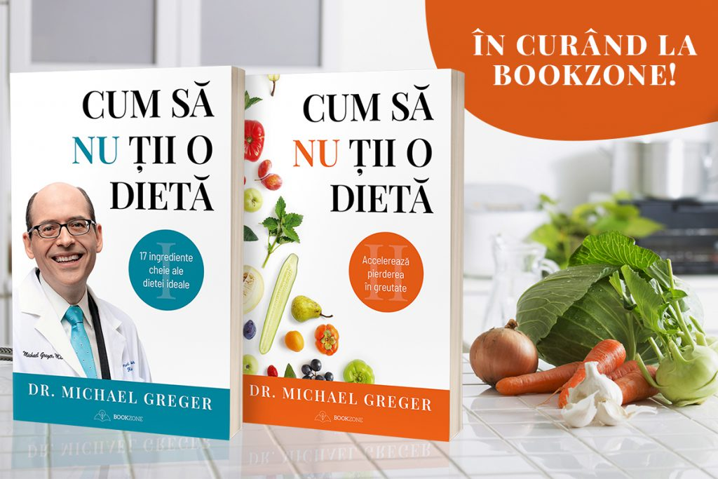 Cum sa nu tii o dieta - in curand la Bookzone